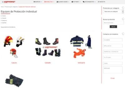 suministro productos web madrid Diseño paginas web
