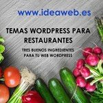 wordpress hosteleria restaurante