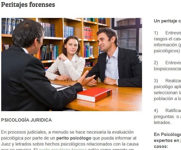 web para psicologos en Madrid