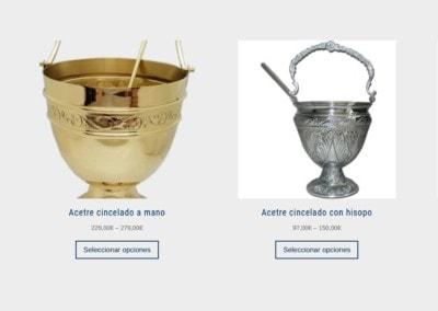 Tienda Online Articulos Liturgicos Pagina Web