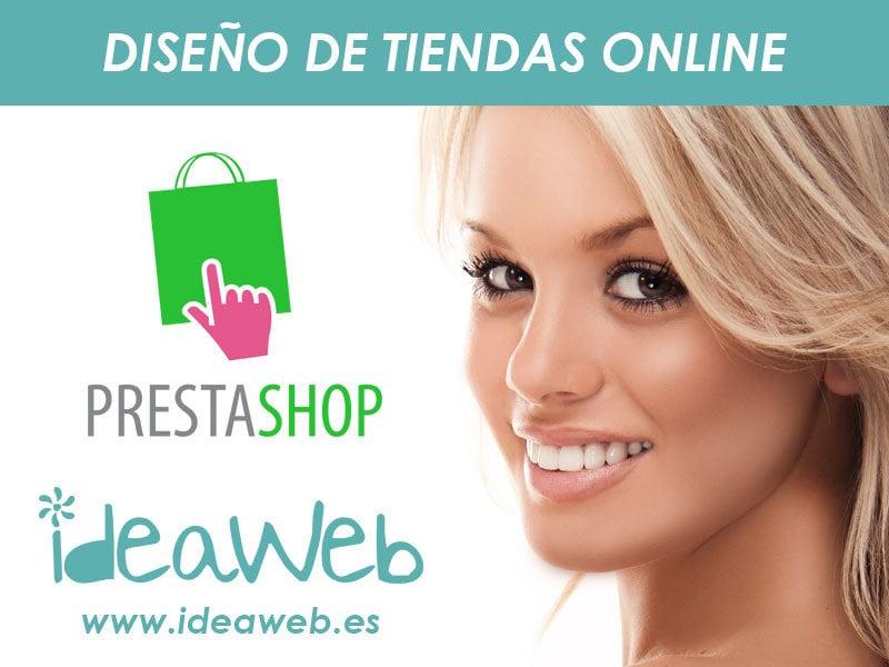 Diseño de tiendas Online. Prestashop. Por qué hacer tu tienda web profesional con este CMS.
