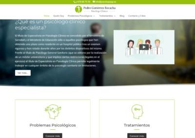 Tratamiento Psicologico Recacha Disenadores Web