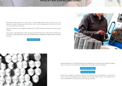 tuercas arandelas pieza plano diseno web Diseño paginas web
