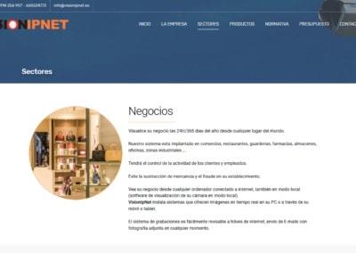 Videovigilancia Negocios Particulares Comunidades Web