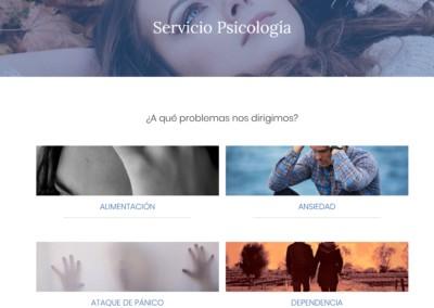 diseño web psicologia