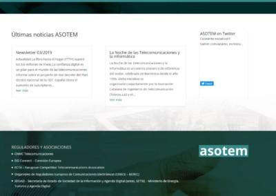 Diseño Web Asociaciones