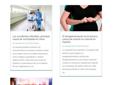 Diseño Web Para Salud