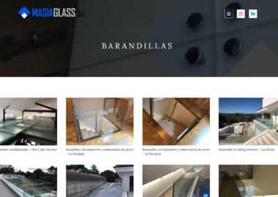 web para aluminios