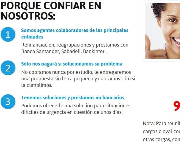 Paginas Para Financiacion