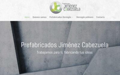 Diseño de catálogo online y página web para empresa madrileña. Diseño web Madrid.