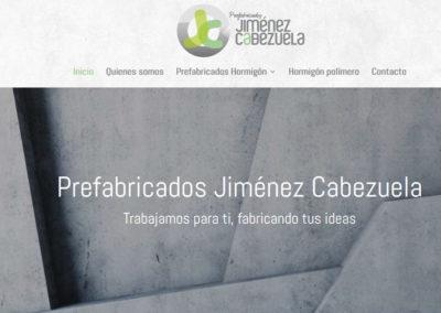 web catalogo diseño