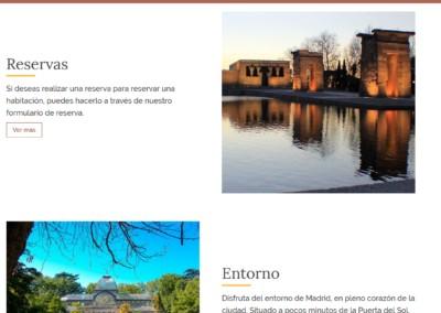 Pagina Alojamiento Turistico