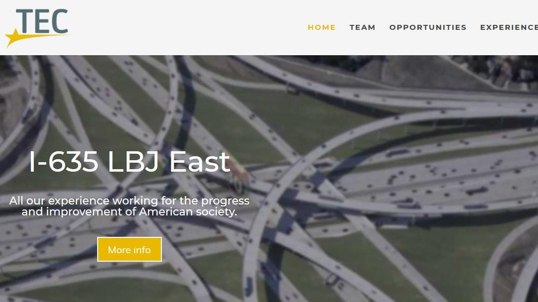 Diseño pagina web para empresa constructora y gran obra. Web para obras, construcción y empresa constructora.