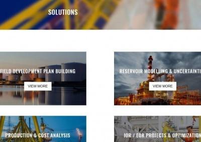 Web Para Empresa Consultora