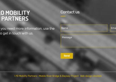 Web Para Servicios Autopistas