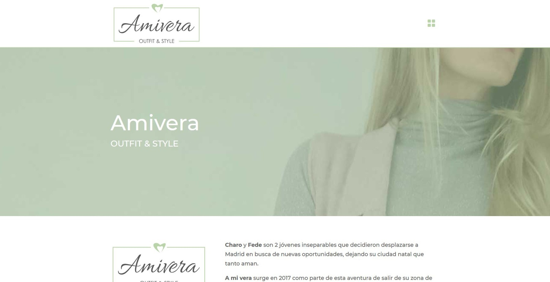 Web A Mi Vera Moda