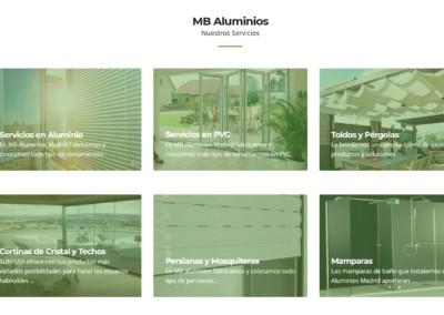 Diseo Web Aluminio