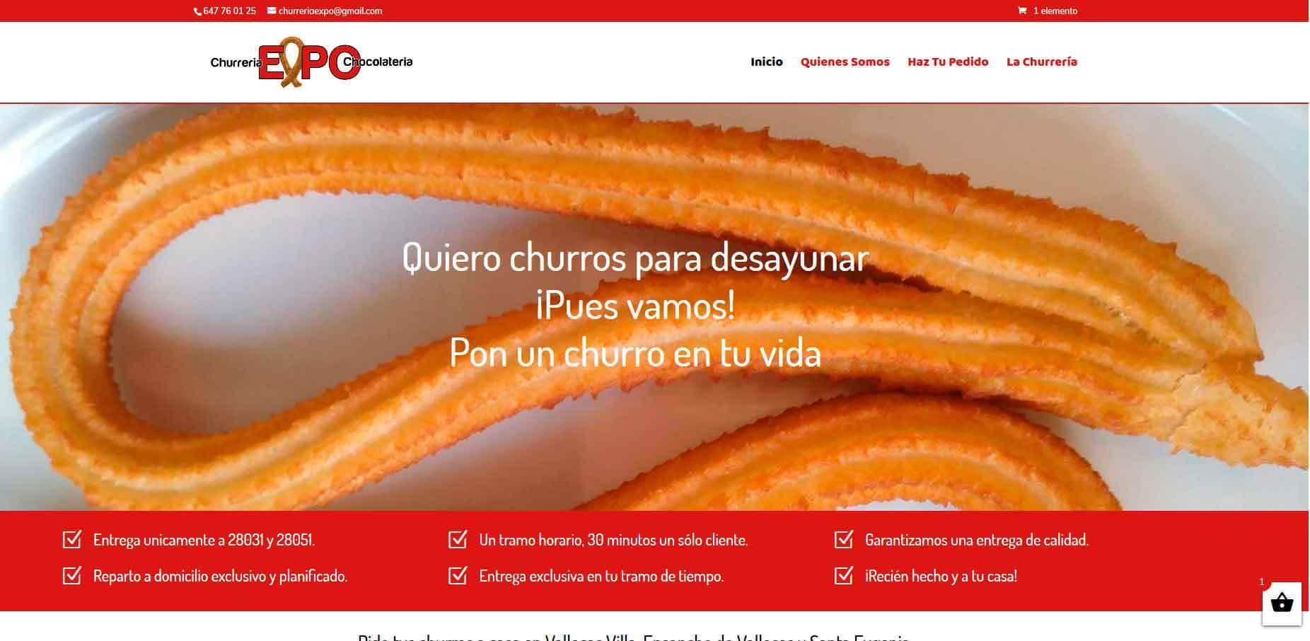web churreria vallecas madrid