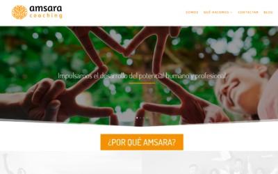 Diseño web para empresa Coaching