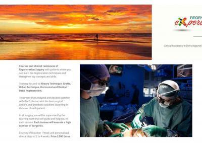 web dentista formacion training Diseño paginas web