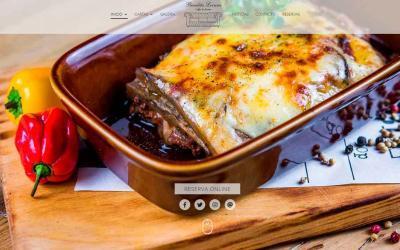 Pagina web para Restaurante Gastrobar