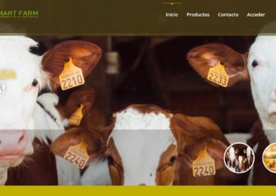 Web Empresa Gestion Granjas