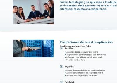 Web Empresa Gestoria Comunidades