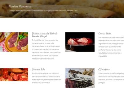 Creacion de webs restaurantes