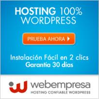 Webempresa Hosting Web Ideaweb