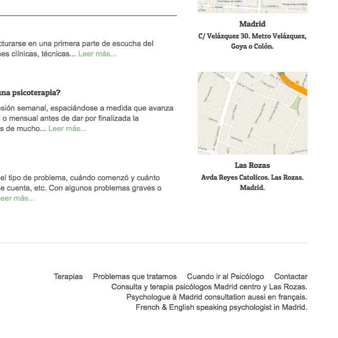 webs para peritos forenses madrid