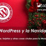 wordpress navidad nieve