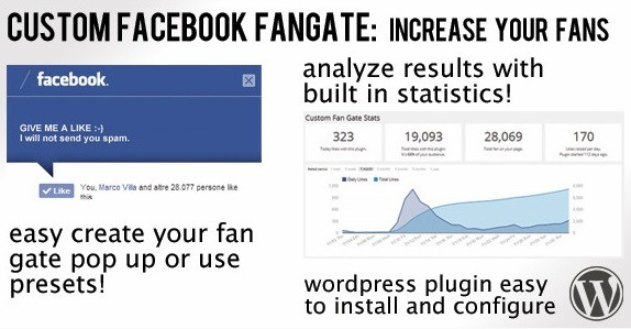 Plugin Estidisticas Facebook Wordpress