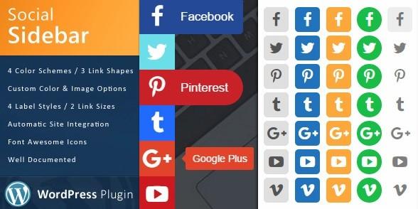 Social Wordpress Plugin