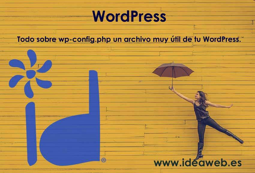 wp-config wordpress utilidad
